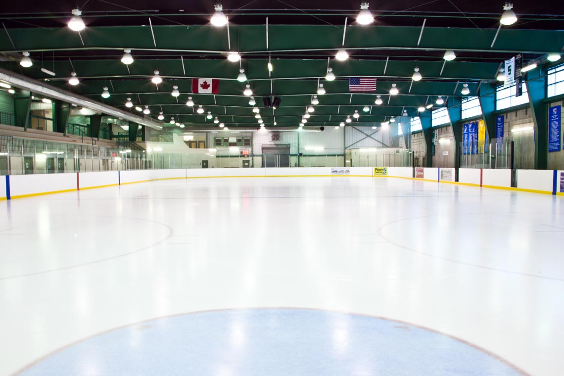Arenas and facility rentals