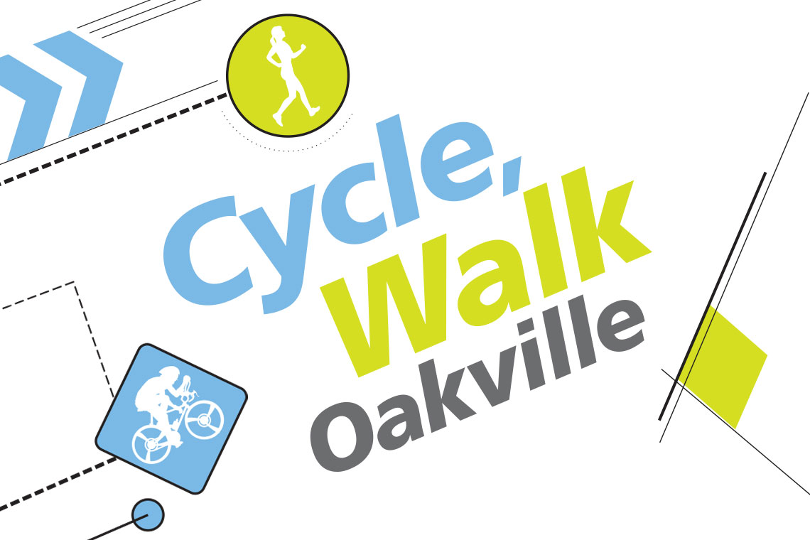 Cycle, Walk Oakville