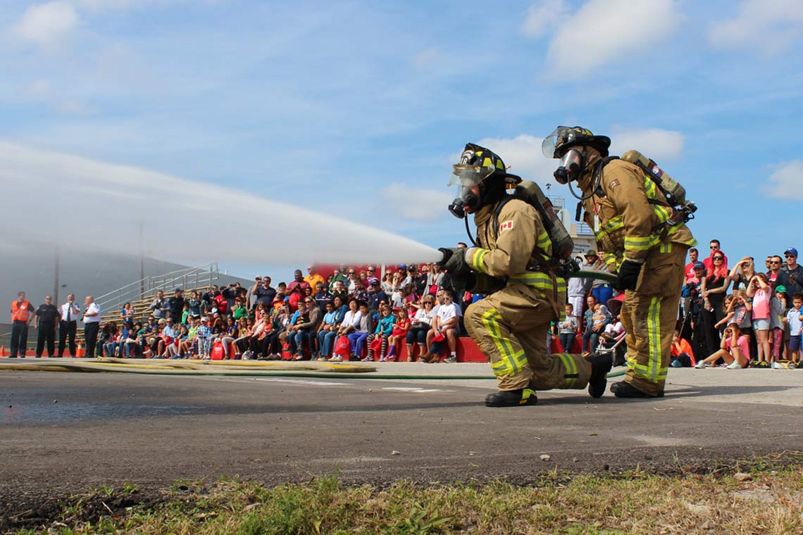 Fire Prevention Week Kickoff