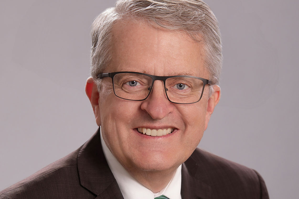 Image of Mayor Rob Burton.