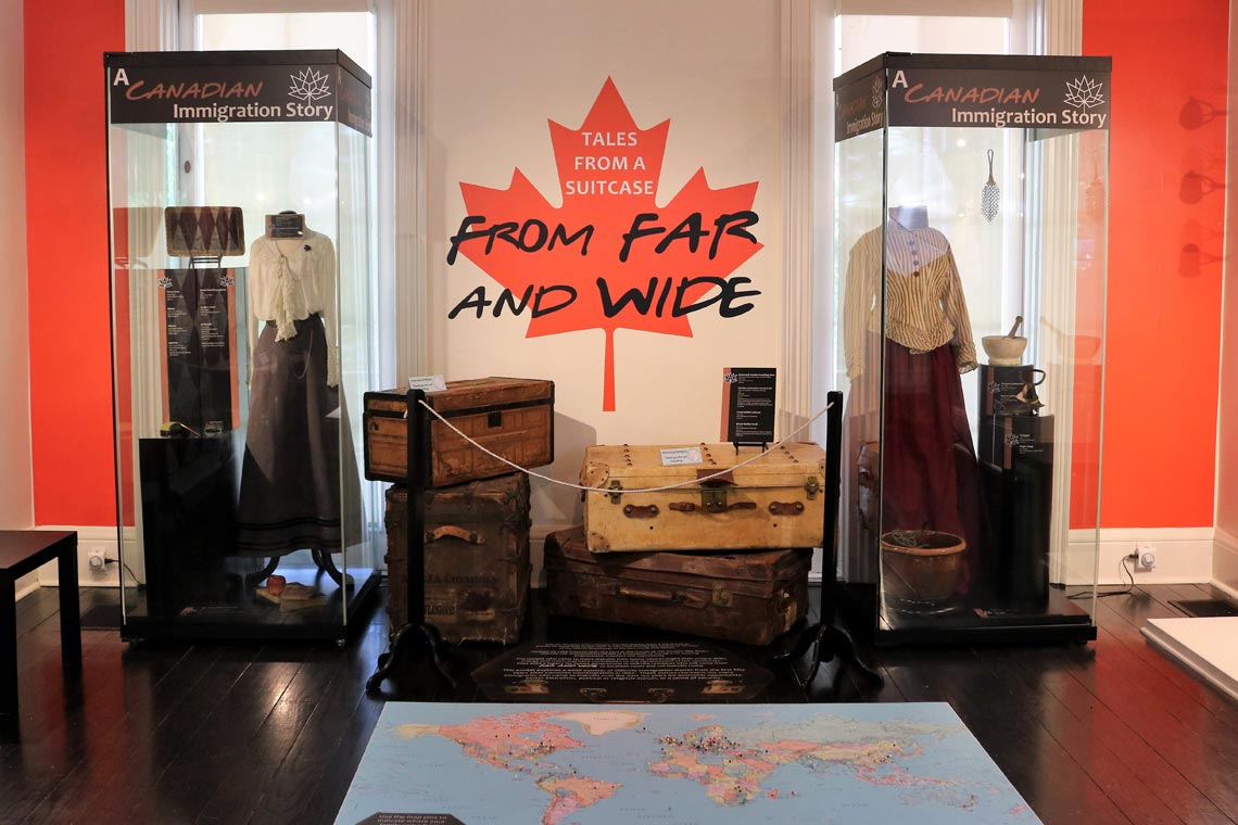 From Far and Wide: Tales from a Suitcase