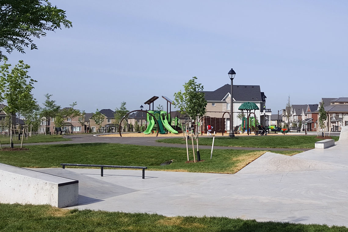 George Savage Park