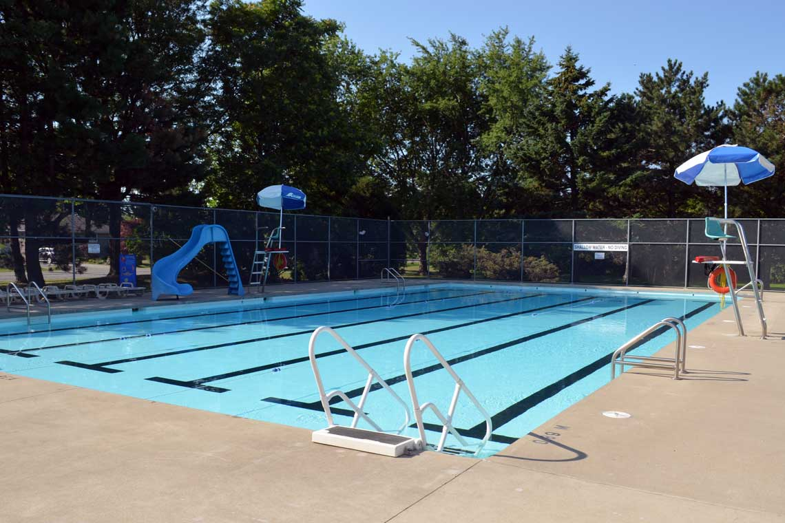 Brookdale Pool