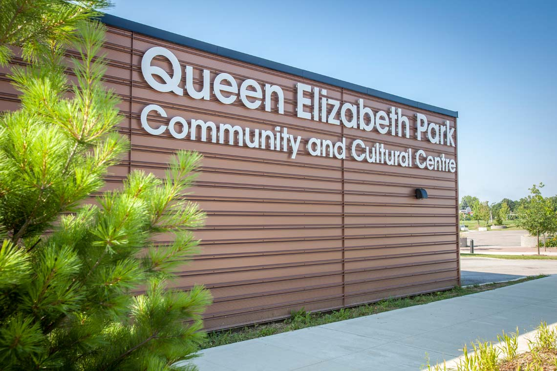 Queen Elizabeth Park Older Adult Centre