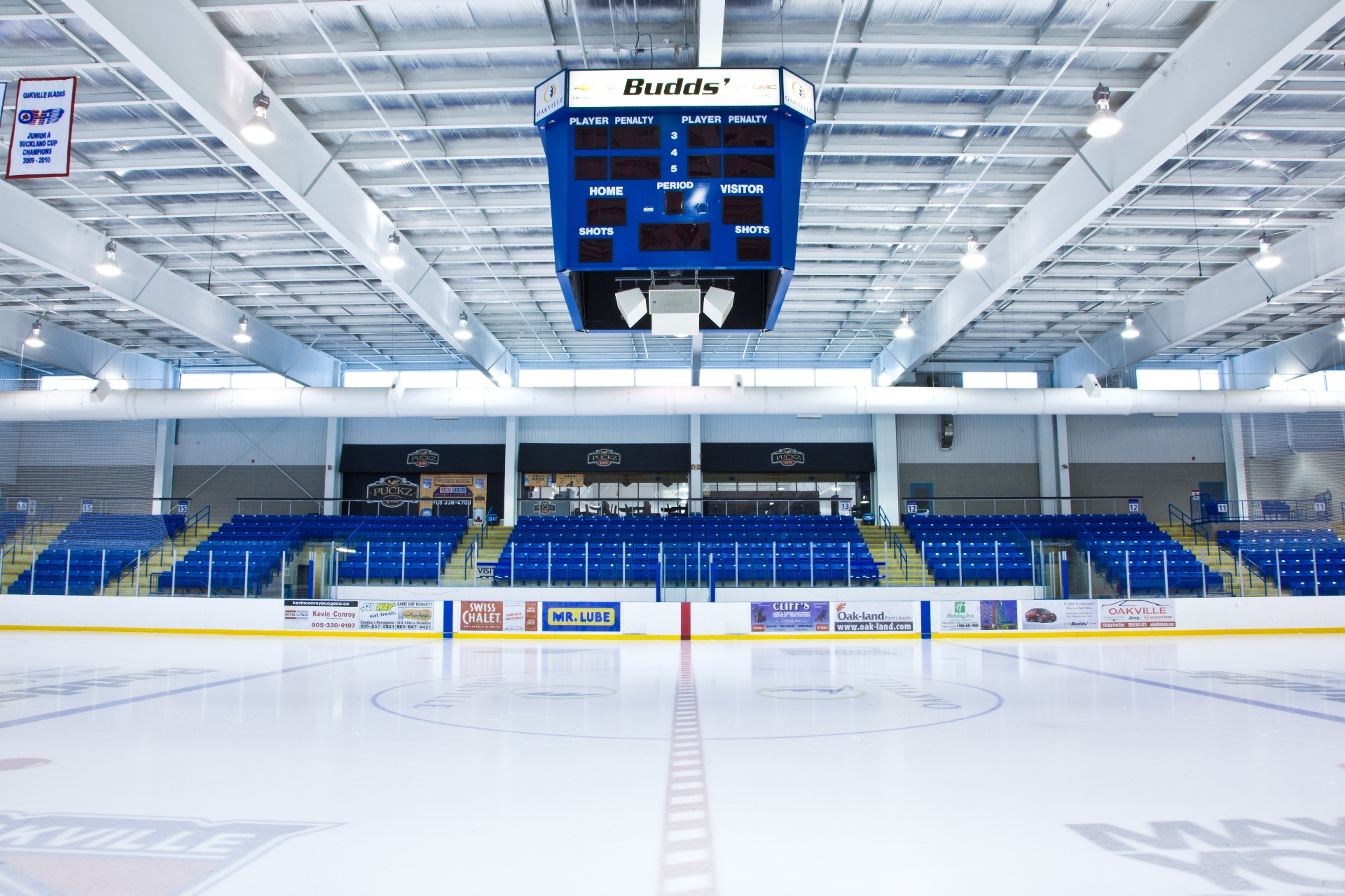 Sixteen Mile Sports Complex Rink 1