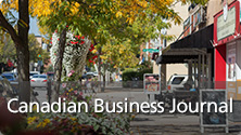 Image of Canadian Business Journal Oakville feature.