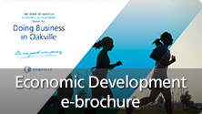 Image of Economic Development e-brochure.